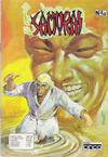 Cover for Samurai (Editora Cinco, 1980 series) #44