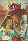 Cover for Samurai (Editora Cinco, 1980 series) #47