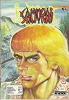 Cover for Samurai (Editora Cinco, 1980 series) #48