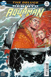 Cover for Aquaman (DC, 2016 series) #15 [Walker / Hennessy Cover]