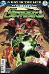 Cover for Green Lanterns (DC, 2016 series) #15 [Tyler Kirkham Cover]