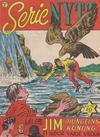 Cover for Serie-nytt [Serienytt] (Formatic, 1957 series) #11/1957