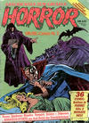 Cover for Horror (Condor, 1989 series) #2