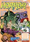 Cover for Horror (Condor, 1989 series) #5