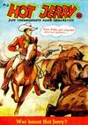 Cover for Hot Jerry (Norbert Hethke Verlag, 1992 series) #3