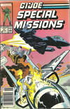 Cover Thumbnail for G.I. Joe Special Missions (1986 series) #5 [Newsstand Edition]