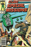 Cover Thumbnail for G.I. Joe Special Missions (1986 series) #9 [Newsstand Edition]