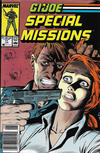 Cover for G.I. Joe Special Missions (Marvel, 1986 series) #11 [Newsstand Edition]