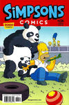 Cover for Simpsons Comics (Bongo, 1993 series) #236