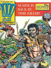 Cover for The Best of 2000 AD Monthly (IPC, 1985 series) #33