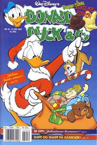 Cover Thumbnail for Donald Duck & Co (Hjemmet / Egmont, 1948 series) #50/2000