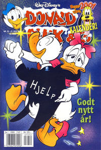 Cover Thumbnail for Donald Duck & Co (Hjemmet / Egmont, 1948 series) #52/2000