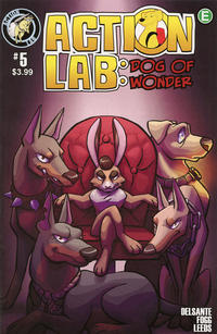 Cover Thumbnail for Action Lab: Dog of Wonder (Action Lab Comics, 2016 series) #5