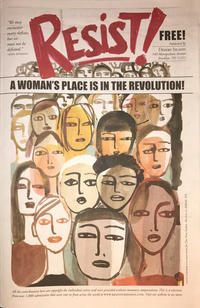 Cover Thumbnail for Resist! (Desert Island Comics, 2017 series) #[1]