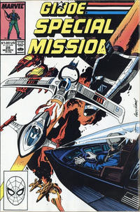 Cover Thumbnail for G.I. Joe Special Missions (Marvel, 1986 series) #28 [Direct Edition]