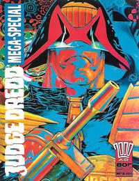 Cover Thumbnail for Judge Dredd Mega-Special (Fleetway Publications, 1988 series) #2