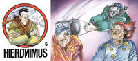 Cover Thumbnail for Hieronimus (CCH - Comic Club Hannover, 1988 series) #5