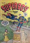 Cover for Superboy (K. G. Murray, 1949 series) #87 [9D]