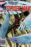 Cover for Web of Spider-Man (Marvel, 1985 series) #3 [Newsstand]