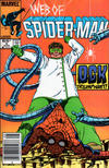 Cover for Web of Spider-Man (Marvel, 1985 series) #5 [Newsstand]