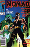 Cover for Nomad (Marvel, 1990 series) #1 [Newsstand]