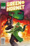 Cover for The Green Hornet (Now, 1989 series) #6 [Newsstand Edition]