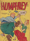 Cover for Humphrey Monthly (Magazine Management, 1952 series) #14