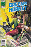 Cover for The Green Hornet (Now, 1989 series) #3 [Newsstand Edition]