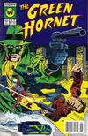 Cover for The Green Hornet (Now, 1991 series) #5 [Newsstand Edition]