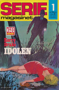Cover Thumbnail for Seriemagasinet (Semic, 1970 series) #1/1973
