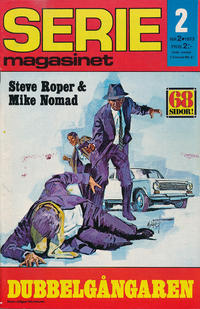 Cover Thumbnail for Seriemagasinet (Semic, 1970 series) #2/1973