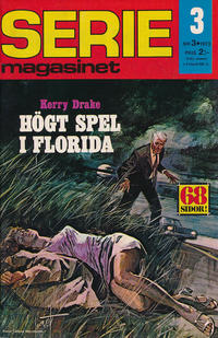 Cover Thumbnail for Seriemagasinet (Semic, 1970 series) #3/1973