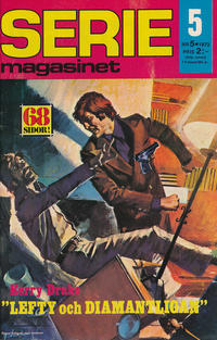 Cover Thumbnail for Seriemagasinet (Semic, 1970 series) #5/1973