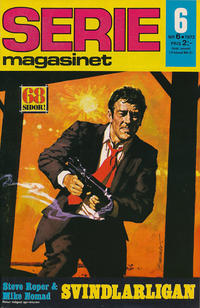 Cover Thumbnail for Seriemagasinet (Semic, 1970 series) #6/1973