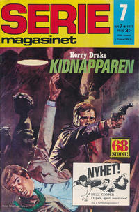 Cover Thumbnail for Seriemagasinet (Semic, 1970 series) #7/1973