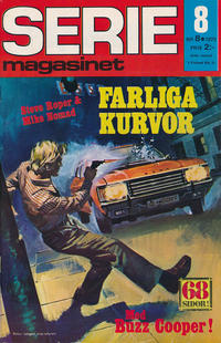 Cover Thumbnail for Seriemagasinet (Semic, 1970 series) #8/1973