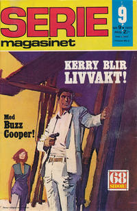 Cover Thumbnail for Seriemagasinet (Semic, 1970 series) #9/1973