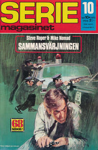 Cover Thumbnail for Seriemagasinet (Semic, 1970 series) #10/1973