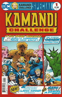 Cover Thumbnail for The Kamandi Challenge Special (DC, 2017 series) #1