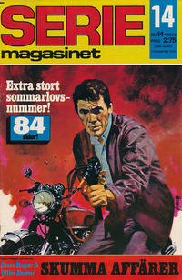 Cover Thumbnail for Seriemagasinet (Semic, 1970 series) #14/1973
