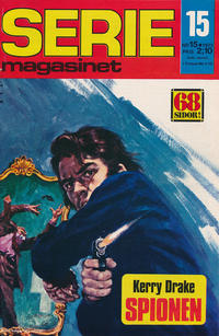 Cover Thumbnail for Seriemagasinet (Semic, 1970 series) #15/1973
