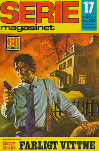 Cover Thumbnail for Seriemagasinet (Semic, 1970 series) #17/1973