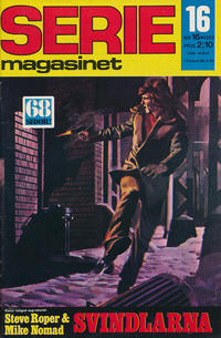 Cover Thumbnail for Seriemagasinet (Semic, 1970 series) #16/1973