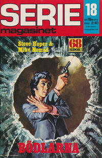 Cover Thumbnail for Seriemagasinet (Semic, 1970 series) #18/1973