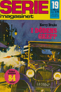 Cover Thumbnail for Seriemagasinet (Semic, 1970 series) #19/1973