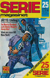 Cover Thumbnail for Seriemagasinet (Semic, 1970 series) #25/1973