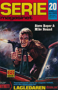 Cover Thumbnail for Seriemagasinet (Semic, 1970 series) #20/1973