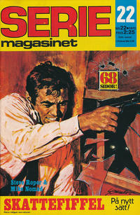 Cover Thumbnail for Seriemagasinet (Semic, 1970 series) #22/1973