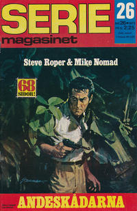 Cover Thumbnail for Seriemagasinet (Semic, 1970 series) #26/1973
