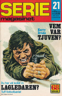 Cover Thumbnail for Seriemagasinet (Semic, 1970 series) #21/1973